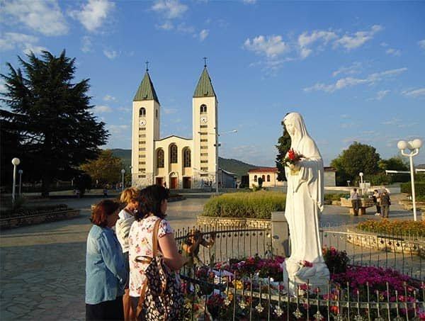 chiesa di san giacomo medjugorje