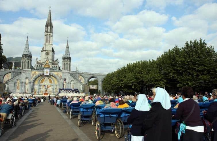 pellegrinaggio Lourdes