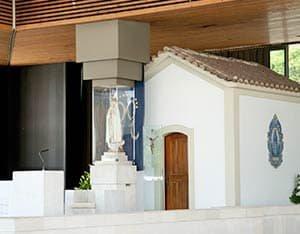 La Cappellina delle Apparizioni a Fatima