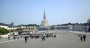 Piazzale di Preghiera di Fatima