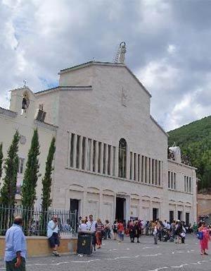 Santuario Santa Maria delle Grazie a San Giovanni Rotondo
