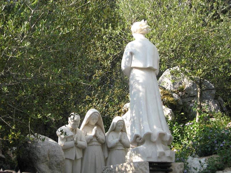 pellegrinaggio Fatima