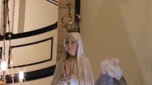 preghiera alla Madonna di Fatima