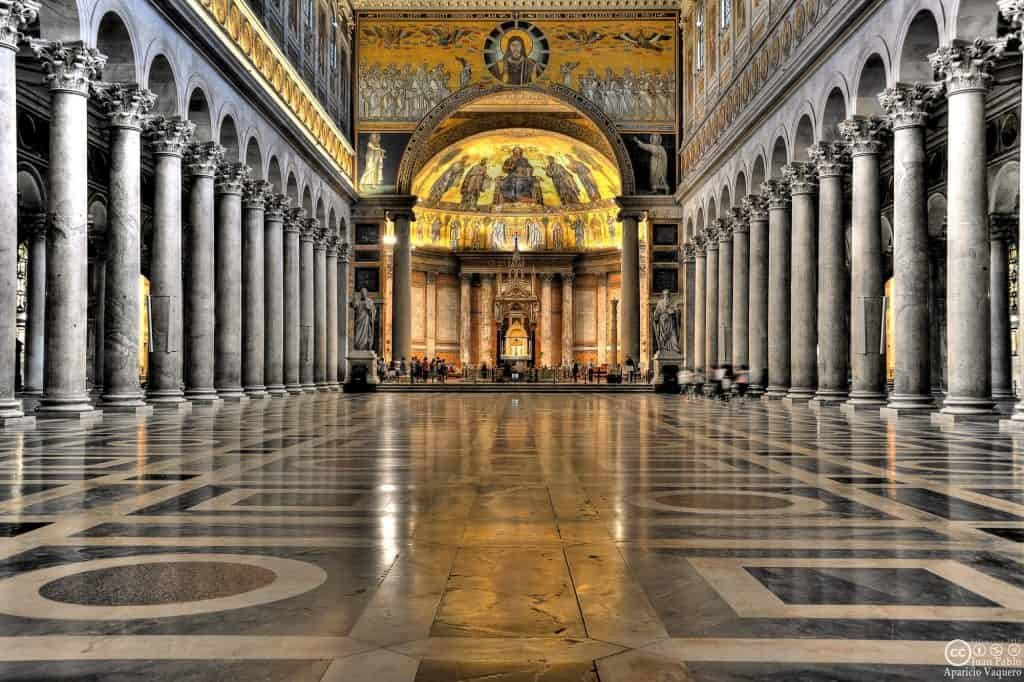 Basilica di San Paolo navata