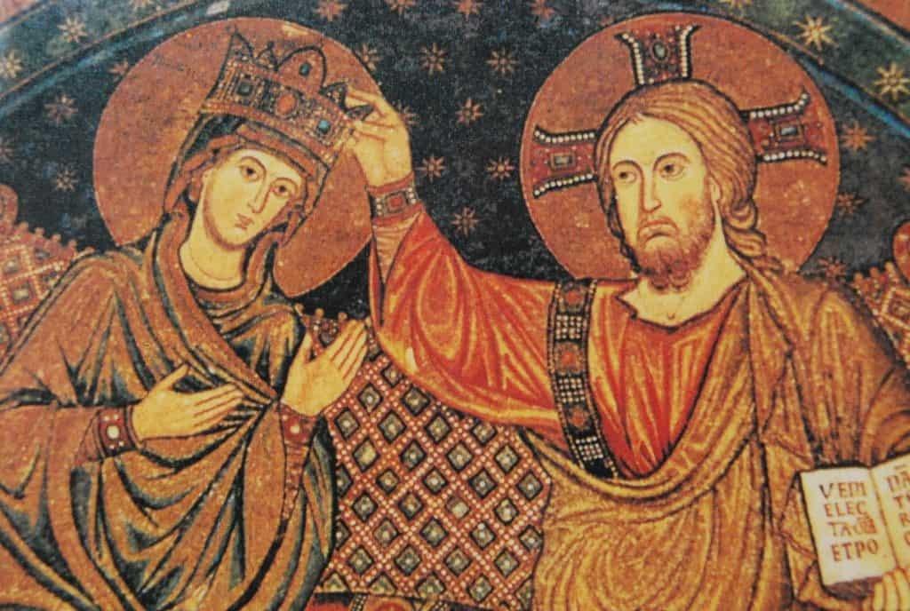 basilica di Santa Maria Maggiore mosaico