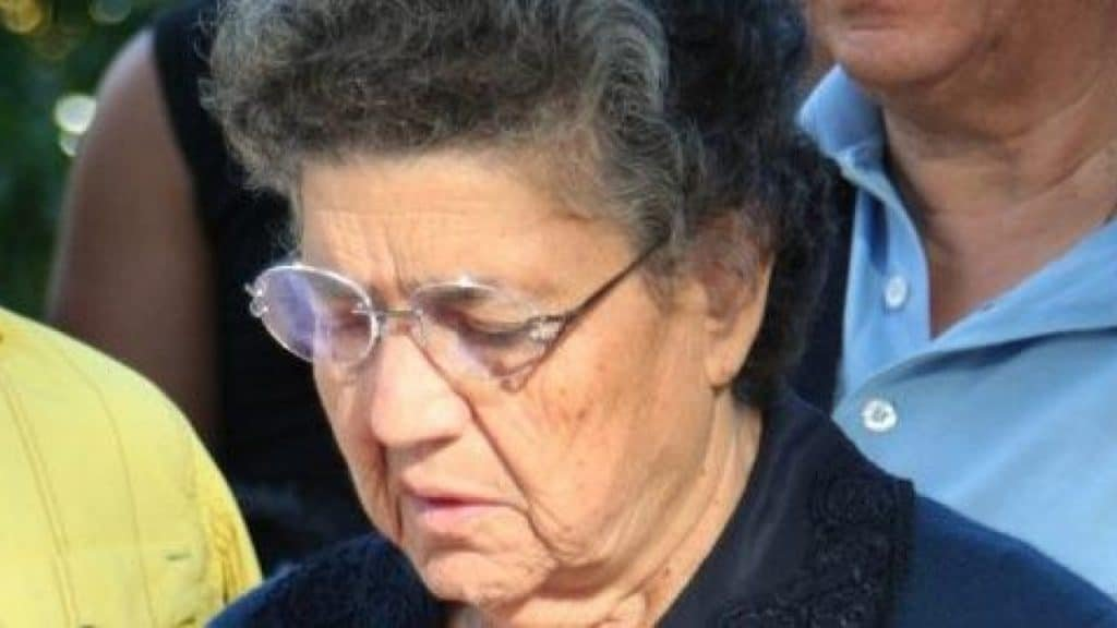 Natuzza Evolo paravati