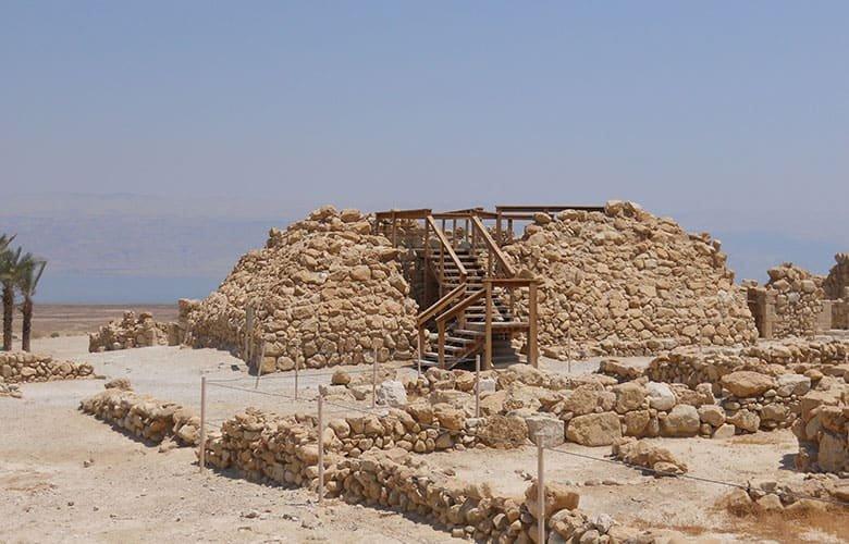 qumran-scavi
