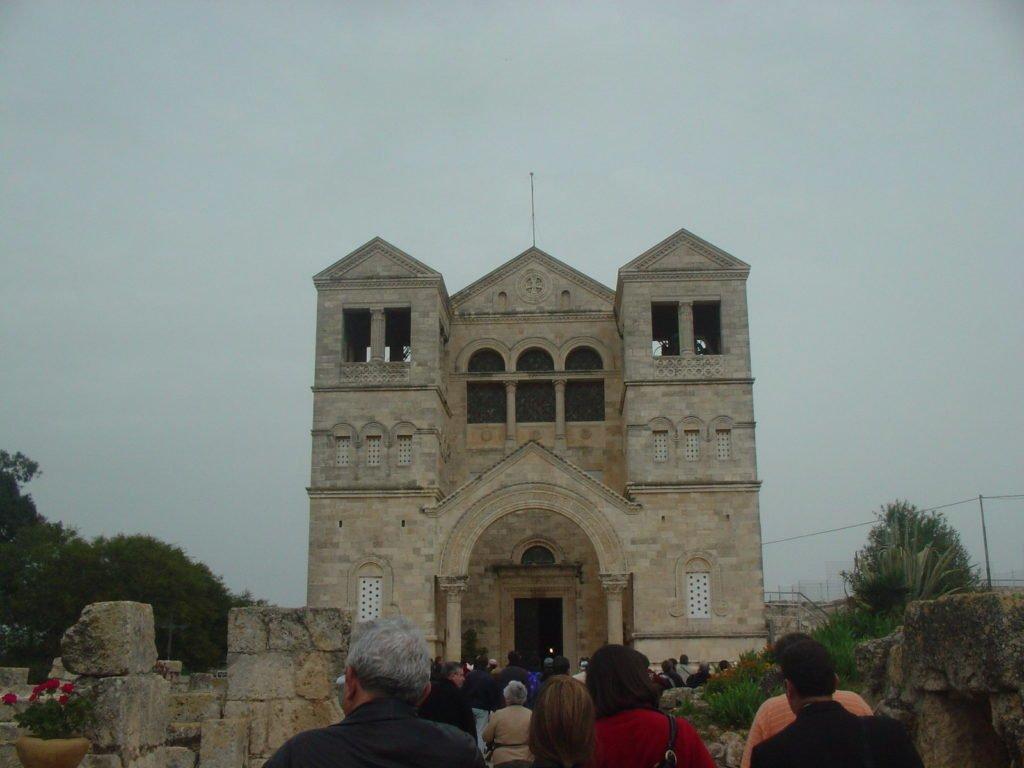 Monte Tabor Santuario